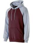 Adult Cotton/Poly Fleece Banner Hoodie