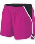 Ladies' Polyester Energize Short