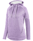 Ladies' Zoe Tonal Heather Hoodie