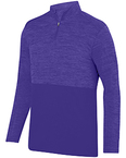Adult Shadow Tonal Heather Quarter-Zip Pullover