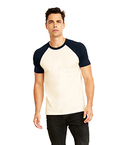 Unisex Raglan Short-Sleeve T-Shirt