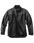 Men's 100% Cotton 12oz Canvas/3oz Polyfill Insulation Tall Horizon Jacket