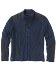Men's 100% Polyester Nano Fleece TM Full Zip Jacket Explorer