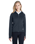 Ladies' Hayer Full-Zip Z Hooded Fleece Jacket