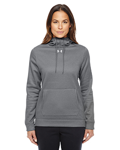 Under Armour - Ladies' Storm Armour Fleece Hoodie | CARBON _090