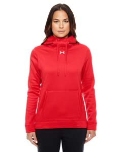 Under Armour - Ladies' Storm Armour Fleece Hoodie | RED _600