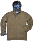 Men's Hooded Navigator Jacket