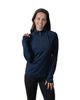 Ladies' Endurance Quarter-Zip Pullover