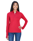 Ladies' Meghan Half-Zip Pullover