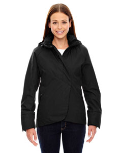 Ladies' Skyline City Twill Insulated Jacket with Heat Reflect Technology