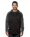Men's Performance Hooded Sweatshirt