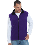Unisex Full-Zip Polar Fleece Vest