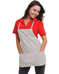 65/35 Poly/Cotton Utility Promotional Bib Apron