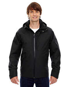 Men's Skyline City Twill Insulated Jacket with Heat Reflect Technology