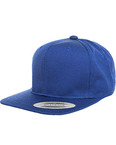 Youth Pro-Style Cotton Twill Snapback
