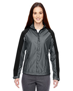 Ladies' Borough Lightweight Jacket with Laser Perforation