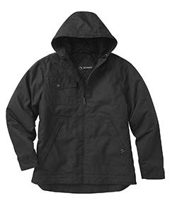 Men's 8.5oz, 60% Cotton/40% Polyester Storm Shield TM Hooded Canvas Yukon Jacket