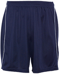 Piped Wicking Soccer Short
