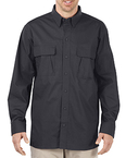 Unisex Tactical Ventilated Ripstop Long-Sleeve Shirt
