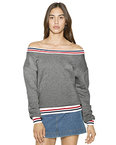Ladies' Heavy Terry Sport Sweatshirt
