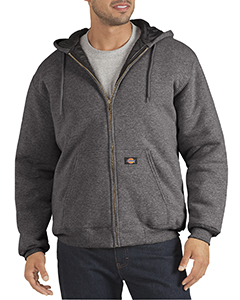 Unisex Tall Heavyweight Quilted Fleece Hoodie