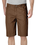 "Men's 11"""" Relaxed Fit Lightweight Duck Carpenter Short"