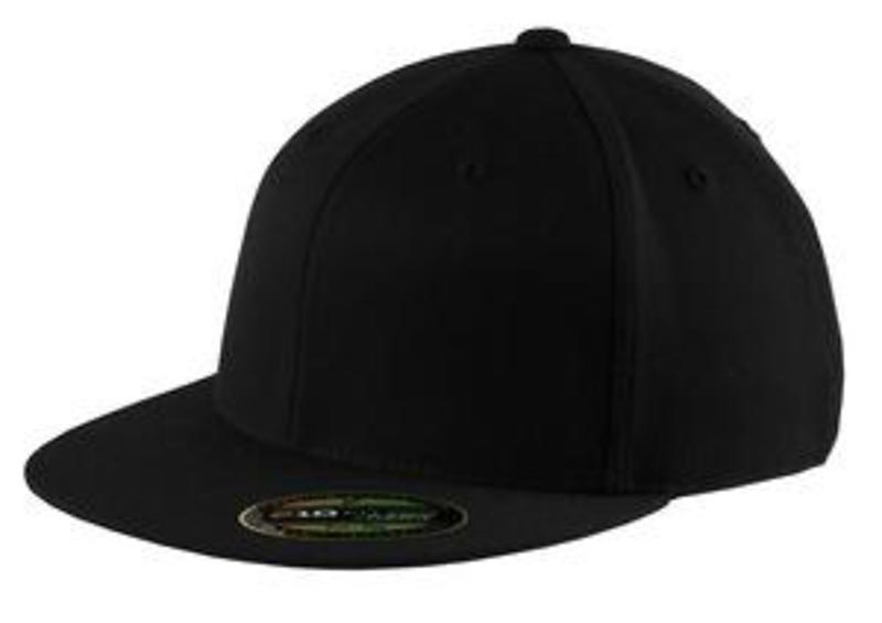 Port Authority Flexfit Flat Bill Cap