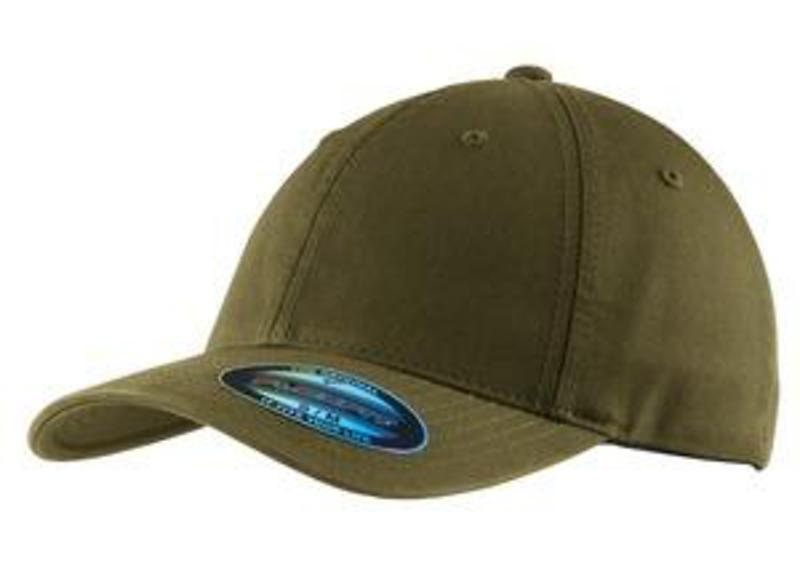 Port Authority Flexfit Garment Washed Cap