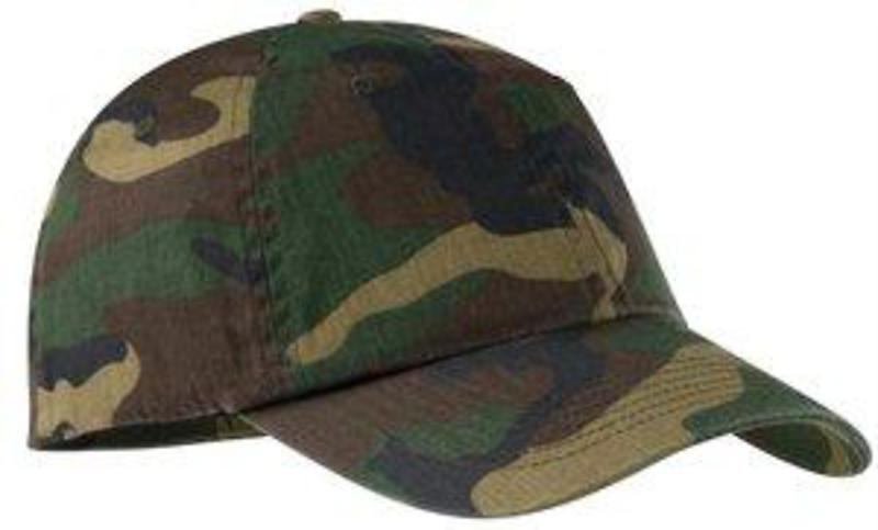 Port Authority Camouflage Cap