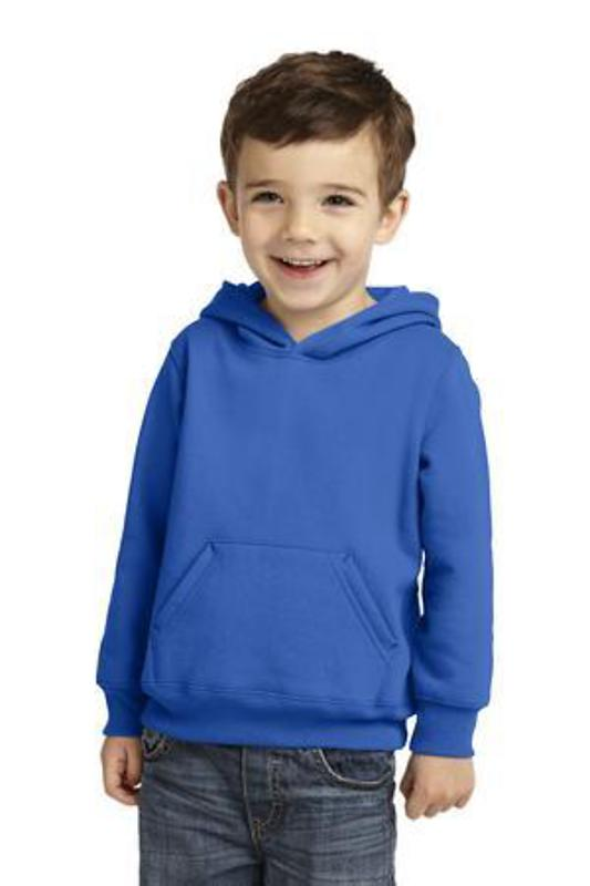Precious Cargo Toddler Pullover Hooded Sweatshirt