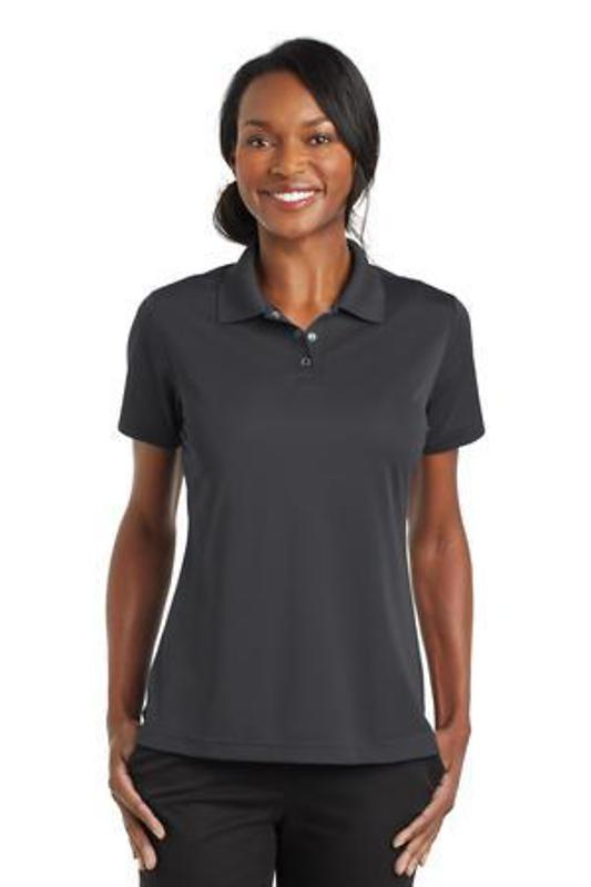 CornerStone Ladies Micropique Gripper Polo