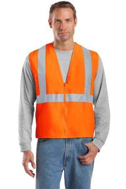 CornerStone - ANSI 107 Class 2 Safety Vest