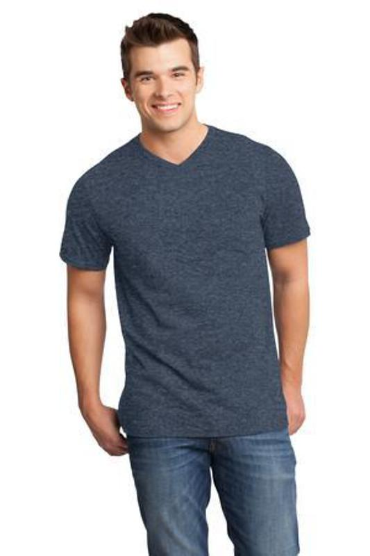 District - Young Mens Very Important Tee V-Neck
