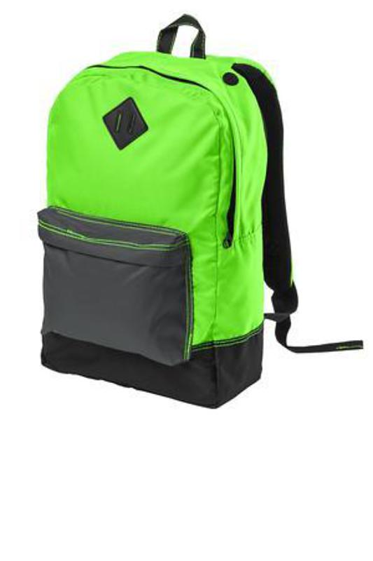 District - Retro Backpack
