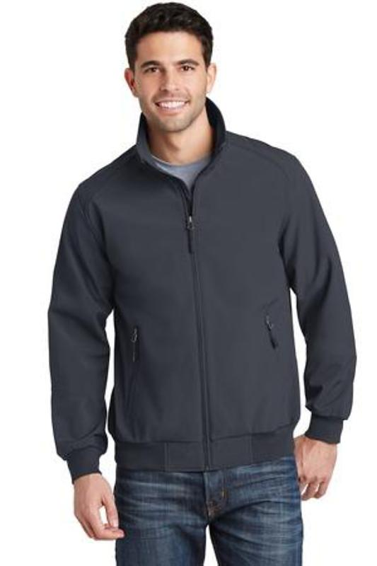 Port Authority Soft Shell Bomber Jacket