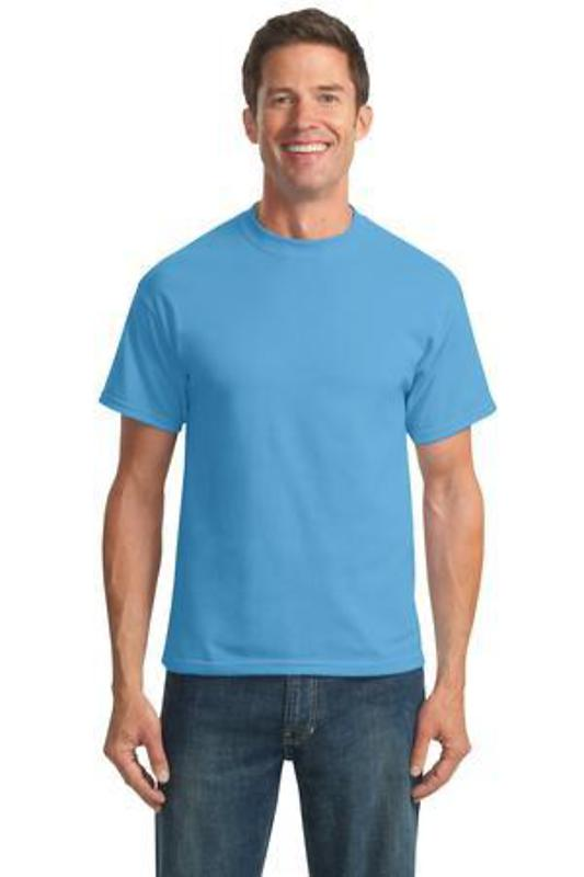 Port & Company Tall 50/50 Cotton/Poly T-Shirts