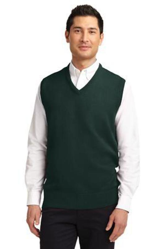 Port Authority Value V-Neck Sweater Vest