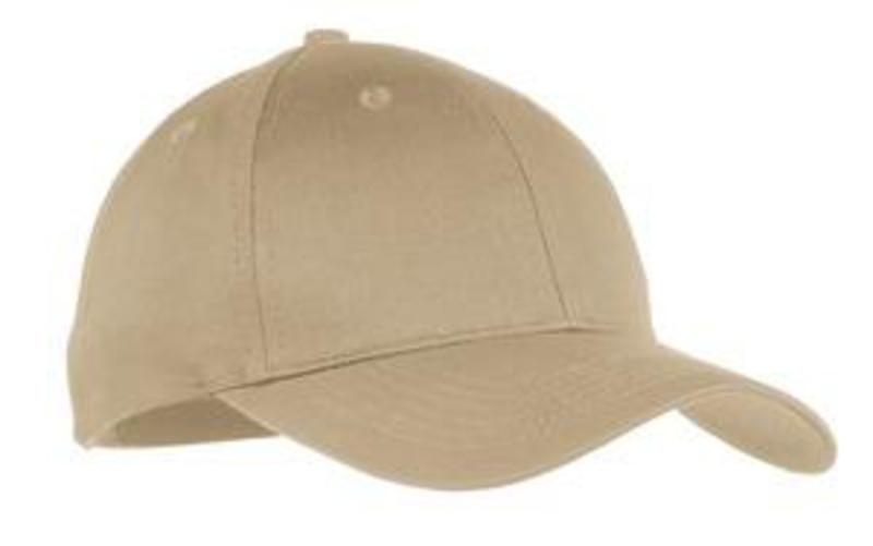Port & Company - Youth Six-Panel Twill Cap