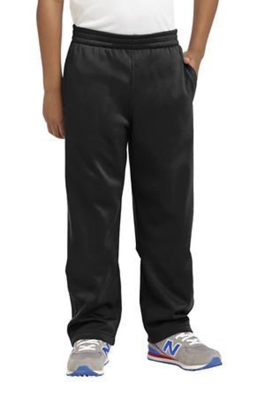 Sport-Tek Youth Sport-Wick Fleece Pant