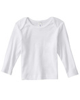 Infants'Long-Sleeve Baby Rib T-Shirt