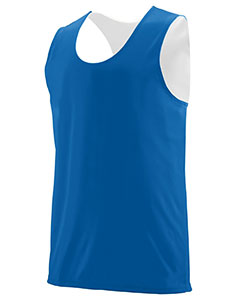 Youth Wicking Polyester Reversible Sleeveless Jersey