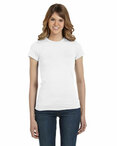 Ladies' Ringspun Junior Fitted T-Shirt