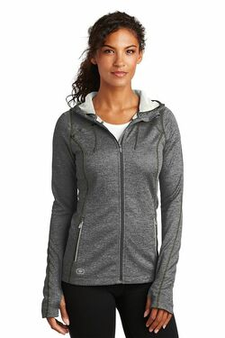 Ogio Endurance Ladies Pursuit Full-Zip