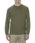 Adult 6.0 oz., 100% Cotton Long-Sleeve T-Shirt