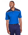 Men's Bonded Colorblock Polo