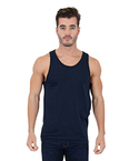 Men's Combed Ring-Spun Cotton Tank