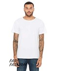 Fast Fashion Unisex Triblend Raw Neck T-Shirt