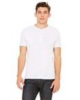Men's Triblend Short-Sleeve Henley