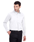 Men's Crown Collection Stretch Broadcloth Slim Fit Shirt