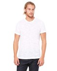 Unisex Poly-Cotton Short-Sleeve T-Shirt